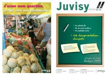 avril 2009 - Ville de Juvisy-sur-Orge