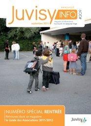 INFO #209 - Ville de Juvisy-sur-Orge