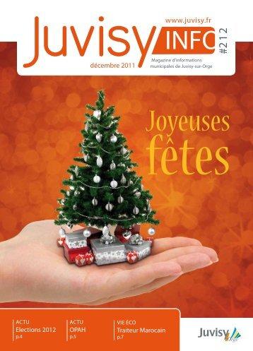 INFO #212 - Ville de Juvisy-sur-Orge