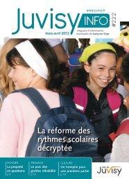 mars-avril 2013 - Ville de Juvisy-sur-Orge