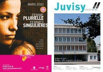 mars 2010 - Ville de Juvisy-sur-Orge