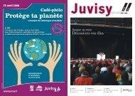 avril 2008 - Ville de Juvisy-sur-Orge