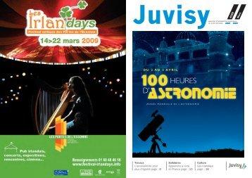 mars 2009 - Ville de Juvisy-sur-Orge