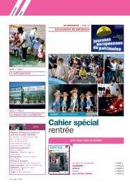 septembre 2010 - Ville de Juvisy-sur-Orge