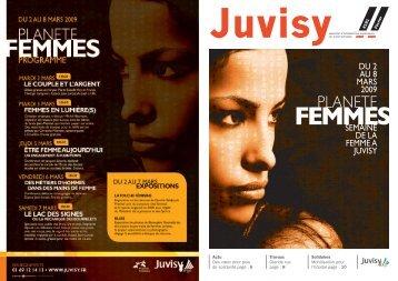 février 2009 - Ville de Juvisy-sur-Orge