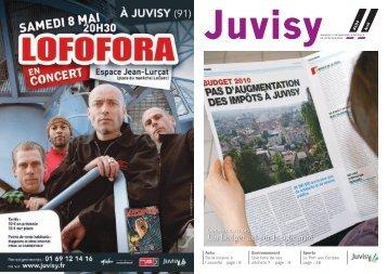 avril 2010 - Ville de Juvisy-sur-Orge