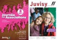 septembre 2009 - Ville de Juvisy-sur-Orge