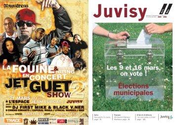 mars 2008 - Ville de Juvisy-sur-Orge