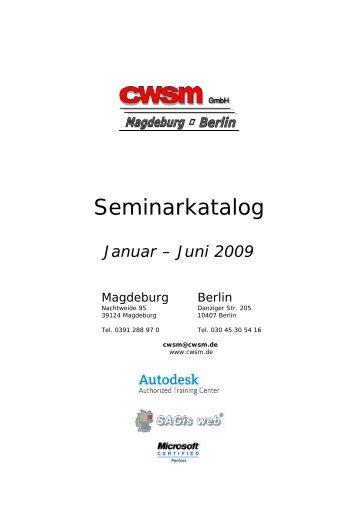 Interessiere Mich ich interessiere mich für folgendes seminar cwsm gmbh