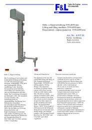 Art.-Nr.: 4.011.01 - F & L GmbH