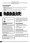 Kontrolpanel — KD-G442/KD-G441/KD-G351 - JVC Danmark - Page 2