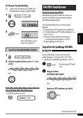 Kontrolpanel — KD-G442/KD-G441/KD-G351 - JVC Danmark - Page 7