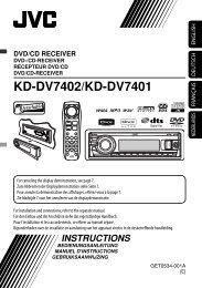 KD-DV7402/KD-DV7401