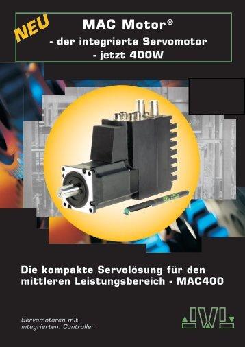 MAC Motor® - JVL Industri Elektronik A/S