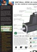 MAC Motor® - JVL Industri Elektronik A/S - Page 2