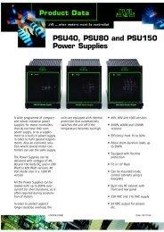 LD0006-03GB - JVL Industri Elektronik A/S