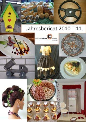 Jahresbericht 2010 / 2011 - Justus-von-Liebig-Schule