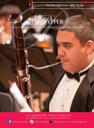 2011/2012 Mid Year Catalog - JW Pepper