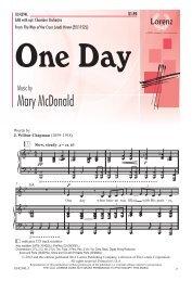 Mary McDonald - Lorenz