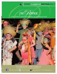 Mid Year Catalog - JW Pepper