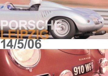classic porsche meeting racetrack leipzig - JZ Machtech