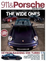 VEYRON-BASHING 996 TURB0 - JZ Machtech