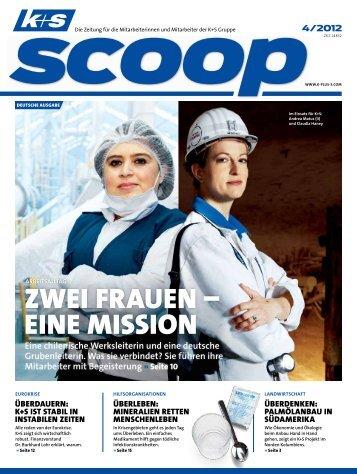 Scoop 4/12 - K+S Aktiengesellschaft