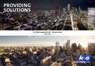Standardpräsentation Investor Relations - K+S Aktiengesellschaft