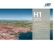 Halbjahresfinanzbericht H1/2012 - K+S Aktiengesellschaft