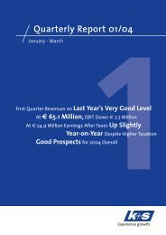 Quarterly Report January - March 2004 (PDF | 124 KB) - K+S ...