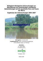 Anlagenband zum Ecoring Gutachten (PDF | 10,8 MB) - K+S ...