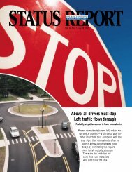Status Report, Vol. 36, No. 7, July 28, 2001 - Insurance Institute for ...