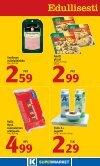 Hk jauheliha 15 % Atria hot dog - K-supermarket - Page 2