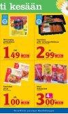 Atria Perhetilan broilerin leesuikaleet Atria burgeri - K-supermarket - Page 3