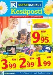 kg kPL kPL RS - K-supermarket