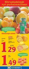 -25 % -49 % -35 % -26 % - K-supermarket - Page 2