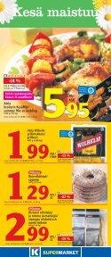 Kesäposti - K-supermarket - Page 2