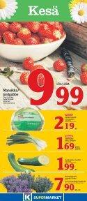 Kesäposti - K-supermarket - Page 6