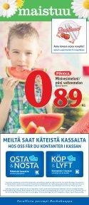 Kesäposti - K-supermarket - Page 7