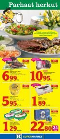Hyvää pääsiäistä! - K-supermarket - Page 2