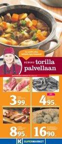 TARJOUKSET VOIMASSA TO-SU 28.2.-3.3. - K-supermarket - Page 4