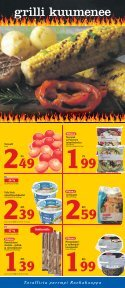 Grilli kuumaksi - K-supermarket - Page 3