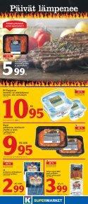Grilli kuumaksi - K-supermarket - Page 2