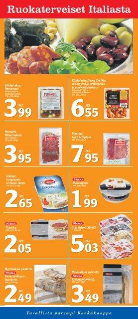 TARJOUKSET VOIMASSA TO-SU 28.2.-3.3. - K-supermarket