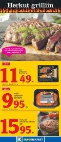 Katso tarjouslehti - K-supermarket - Page 6
