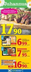 -30 % -39 % -27 % - K-supermarket - Page 2