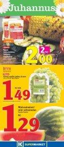 -30 % -39 % -27 % - K-supermarket - Page 6