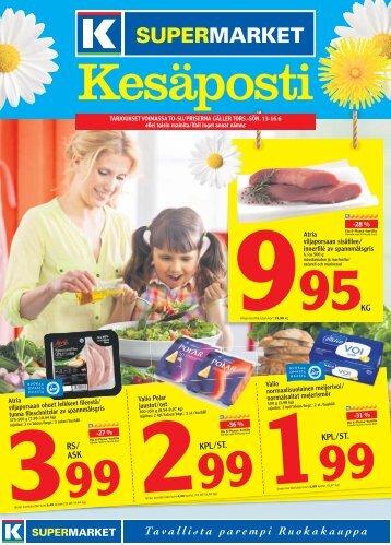 kg kPL/ST. kPL/ST. RS/ ASk - K-supermarket