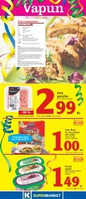 -16 % -34 % -30 % - K-supermarket - Page 2