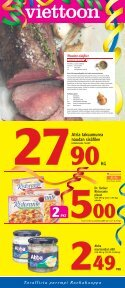 -16 % -34 % -30 % - K-supermarket - Page 3